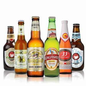 asian-beer-set